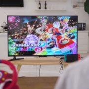 「マリオカートレーシングホイール for Nintendo Switch」の紹介PVがHORIから公開!