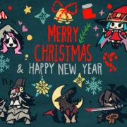 『MISTOVER』のクリスマス記念イラストが公開!