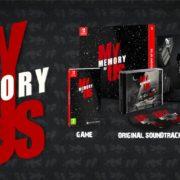 Switch版『My Memory of Us』のパッケージ版が海外向けとしてRED ART GAMESから発売決定!