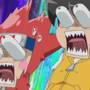 WEBアニメ『ニンジャボックス』シーズン2 第10話「ヒミツキチとガレージは男の夢だッチ!」が公開!