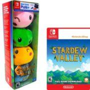 「四季のジュニモたち ぬいぐるみセット」とデジタル版『Stardew Valley』のバンドルパックが北米でリリース!