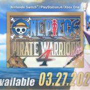 PS4&Switch&XboxOne用ソフト『ワンピース 海賊無双4』のテレビCM「アラバスタ」編が公開!