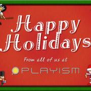 PLAYISMからいくつかのクリスマスカードが公開!