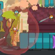 Switch用ソフト『Retimed』が2019年12月19日に配信決定!オンライン対応に対応したポップな対戦型アクションゲーム
