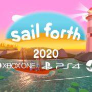 Switch版『Sail Forth』が2020年に発売決定!海軍アクション+セーリングアドベンチャーゲーム
