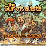 PS4&Xbox One&Switch&PC用ソフト『The Survivalists』が海外向けとして2020年に発売決定!サンドボックス型Co-opサバイバルゲーム