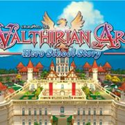 PS4&Switch版『ヴァルシリア アーク ~ヒーロー スクール ストーリー~』が2020年1月に配信決定!