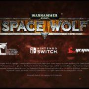 Switch版『Warhammer 40,000: Space Wolf』が海外向けとして2020年1月23日に配信決定!RPGテイストのターン制戦術カードゲーム