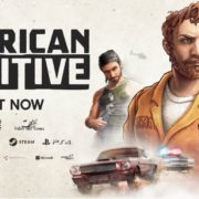 PS4&Switch版『American Fugitive』が国内向けとして発売決定!オープンワールドクライムアクションゲーム