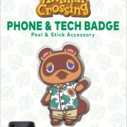 Switch用ソフト『あつまれ どうぶつの森』のBest Buy予約購入特典として「Phone & Tech Badge」が発表に!