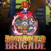 Switch版『Bookbound Brigade』の国内発売日が2020年1月30日に決定!文学をテーマにしたメトロイドヴァニアゲーム
