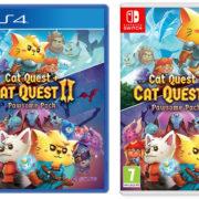 『Cat Quest I & II』のバンドルパックがヨーロッパ向けとして2020年5月に発売決定!
