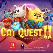 【更新】PS4&Switch版『Cat Quest II』の紹介映像が公開!