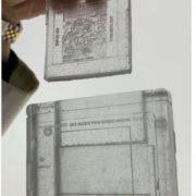 【ファンメイド】樹脂で作られたクリア・ゲームボーイが公開!