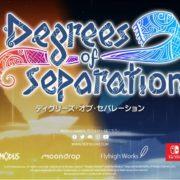 【更新】Switch版『Degrees of Separation』の高画質 日本語トレーラーが公開!
