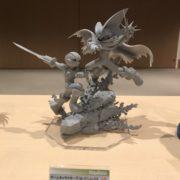 「ロックマンライブ2020」会場にてGCC DXシリーズ『ロックマンVSフォルテ』原型が展示!