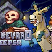 Switch版『Graveyard Keeper』の国内配信日が2020年2月6日に決定!中世の墓地管理シミュレーター