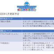 Switch用ソフト『グルーヴコースター ワイワイパーティー!!!!』で不具合修正パッチが2020年1月9日から配信開始!