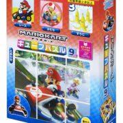 【更新】アポロ社から『マリオカート キューブパズル 9コマ』と『マリオカート ステップパノラマパズル 18+24+32ピース』が2020年2月に発売決定!