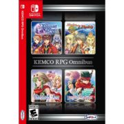 Switchパッケージ版『KEMCO RPG Omnibus』の発売日が2020年1月17日に決定!