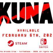 Switch&PC用ソフト『Kunai』の海外発売日が2020年2月6日に決定!忍者+メトロイドヴァニアスタイルのアクションゲーム