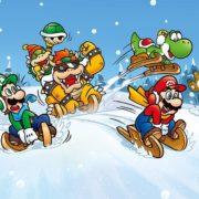 『マリオ (冬)』をテーマにした「まちがいさがし」が任天堂のInstagramアカウントで公開!