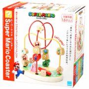 """株式会社カワダから""""はじめての木製玩具""""『スーパーマリオ コースター』と『スーパーマリオ ブロック』が2020年1月に発売決定!"""