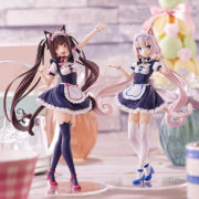 「ネコぱら」より『POP UP PARADE ショコラ』と『POP UP PARADE バニラ』が2020年5月に発売決定!