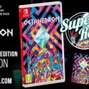 Switch用ソフト『Octahedron』のパッケージ版が海外向けとして発売決定!