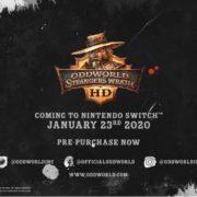 Switch版『Oddworld: Stranger's Wrath』の新トレーラーが公開!