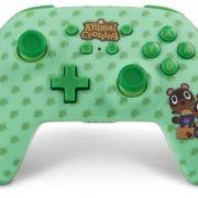 PowerAから「どうぶつの森」をテーマにした新しい『Nintendo Switch ワイヤレスコントローラー』が海外向けとして発売決定!