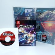Switch版『Redout』のパッケージ版が海外向けとして2020年3月27日に発売決定!