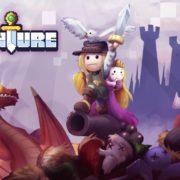 Switch版『Reventure』が2020年1月30日に国内配信決定!100種類のエンディングが存在する横スクロール型の2Dアクションアドベンチャーゲーム