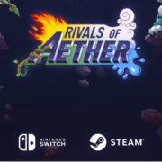 Switch&PC用ソフト『Rivals of Aether – Definitive Edition』が海外向けとして2020年夏に発売決定!『スマブラ』風の2D対戦アクションゲーム