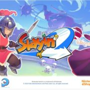 Switch用ソフト『Slayin 2』が海外向けとして発売決定!