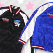 「SONIC THE HEDGEHOG Speed Star スカジャン」の予約があみあみなどで開始!