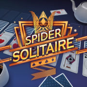 Switch用ソフト『Spider Solitaire』が海外向けとして2020年1月17日に配信決定!
