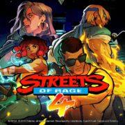 『Streets of Rage 4』のパッケージ版がLimited Run Gamesから発売決定!