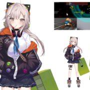 木星在住さんらが手がけるPS4&Switch向け次期ゲーム「音ゲー×アクション×シューティング」のキャラクターデザインが公開!