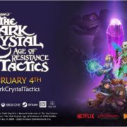 PS4&Xbox One&Switch&PC用ソフト『The Dark Crystal: Age of Resistance Tactics』のPeer Into the Crystal #2が公開!