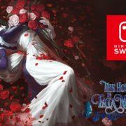 Switch版『ファタモルガーナの館』が欧米向けとして発売決定!
