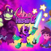 コンソール版『UnderHero』が海外向けとして配信決定!『マリオ&ルイージRPG』シリーズなどから影響を受けた横スクロールアクションRPG