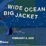 Switch&PC用ソフト『Wide Ocean Big Jacket』が海外向けとして2020年2月4日に配信決定!1時間~2時間で遊べる短編キャンプゲーム