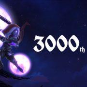 Switch版『3000th Duel』が2020年2月20日に国内配信決定!ペースの速いエキサイティングな戦闘体験ができるアクションアドベンチャーゲーム