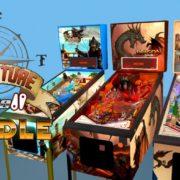 Switch用ソフト『アドベンチャーピンボール バンドル』が2020年2月20日から配信開始!