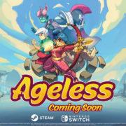 Switch&PC用ソフト『Ageless』が海外向けとして発売決定!今までにないパズル・プラットフォームゲーム