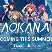 PS4&Switch版『蒼の彼方のフォーリズム』が北米&ヨーロッパ向けとしてローカライズされることが決定!