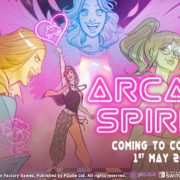PS4&Xbox One&Switch版『Arcade Spirits』の海外配信日が2020年5月1日に決定!ロマンチックコメディのビジュアルノベルゲーム