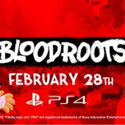 PS4&Switch&PC用ソフト『Bloodroots』の海外配信日が2020年2月28日に決定!