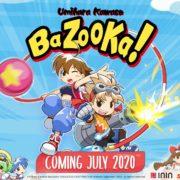 PS4&Switch版『海腹川背 BaZooKa!』の海外発売時期が2020年7月に決定!